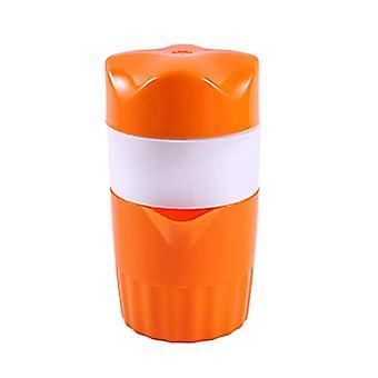 3Pcs دليل عصارة البرتقال الليمون الفاكهة عصارة عصارة آلة المحمولة 300ML كأس عصارة في الهواء الطلق