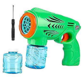 Machine à bulles électrique pour enfants, pistolet à bulles