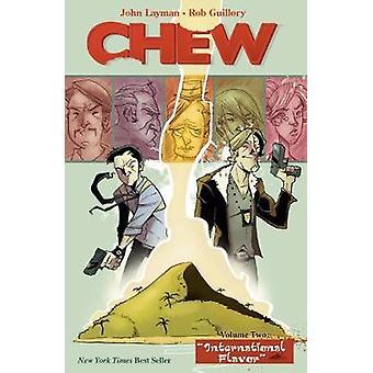 Chew Volume 2 International Flavor