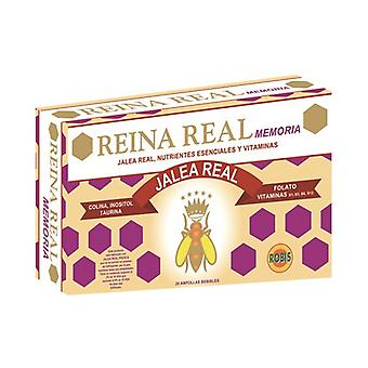 Royal Jelly Memory Memory 20 ampoules