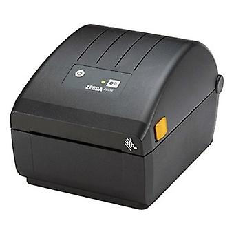 Lämpötulostin Zebra ZD220 60 mm/s 203 ppp Bluetooth NFC Musta