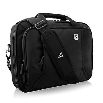 """Custodia per laptop V7 CCP13-BLK-9E Nero 13.3"""""""