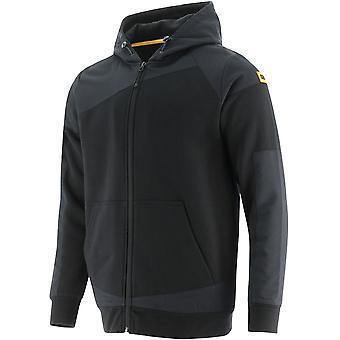 CAT Workwear Mens Trade Full Zip Sweatshirt Hoodie