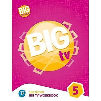 Big TV 5 Workbook (Big English)