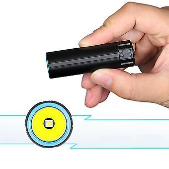 IMALENT LD10 XPL HI 5Modes 1200Lumens OLED תצוגה מגנטית זנב אגודל בגודל מחזיק מפתחות פנס