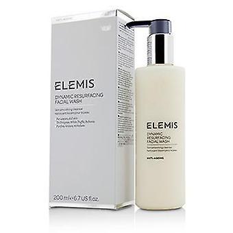 دينامية elemis تقشير الوجه يغسل-200 مل/6.7 أوقية