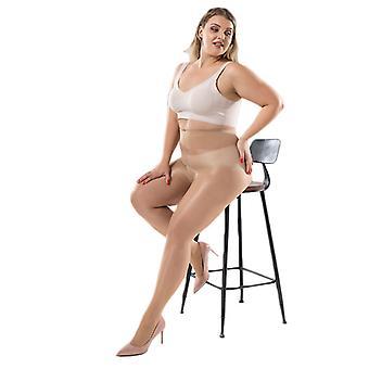 Übergroße Strümpfe Hohe Elastizität und Haltbarkeit Plus Size Nahtstrümpfe