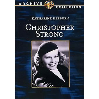 Christopher Strong [DVD] USA import