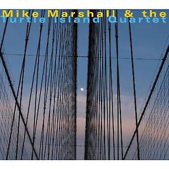 Mike Marshall & Turtle Island kvartetten - Mike Marshall & Turtle Island Quartet [CD] USA import