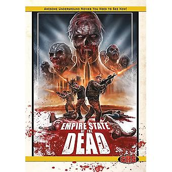 Empire State of the Dead [DVD] USA import