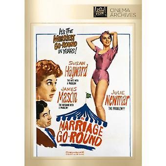 Huwelijk-Go-Round [DVD] USA import