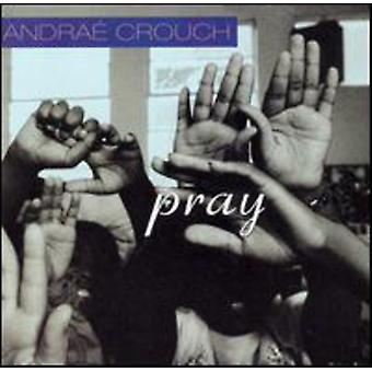 Andrae Crouch - Pray [CD] USA import