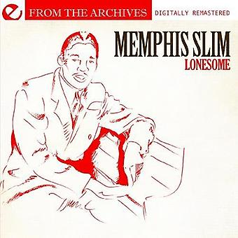 Memphis Slim - Lonesome-From the Archives [CD] USA import