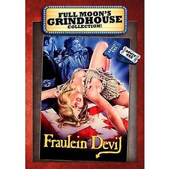 Fraulein Devil [DVD] USA import