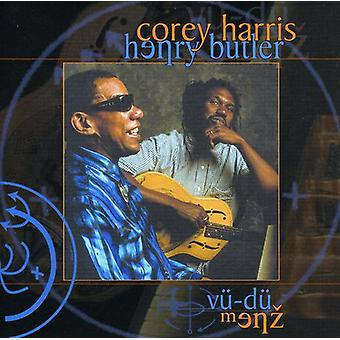 Harris/Butler - import USA Menz Vu-Du [CD]