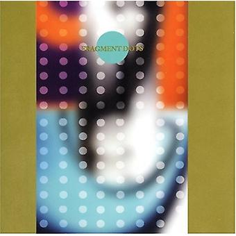 Tetsu Inoue - Fragment van Dots [CD] USA import