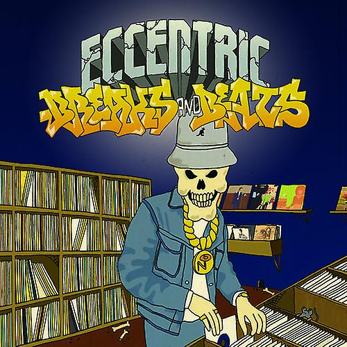 Eccentric Breaks & Beats - Eccentric Breaks & Beats [CD] USA import