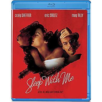 Dormir avec moi importation USA [Blu-ray]