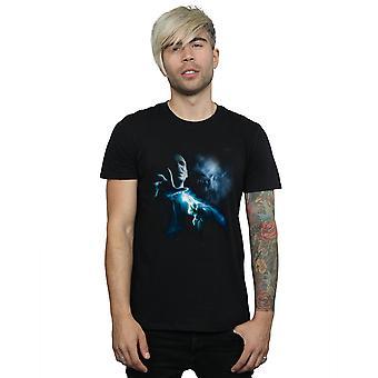 Harry Potter miesten Voldemort Shadow T-paita