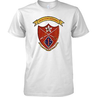 1 Batalion 5 Marines - USMC - wojskowe insygnia - dzieci T Shirt