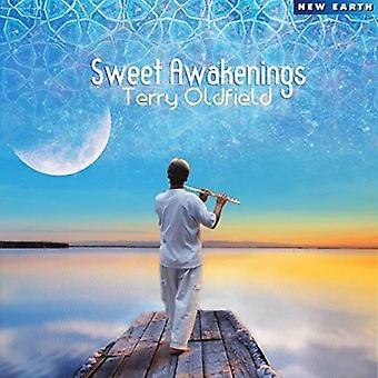 Terry Oldfield - Sweet Awakenings [CD] USA import