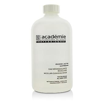 Derm Acte Micellar Cleansing Water - Rozmiar salonu - 500ml/16.9oz