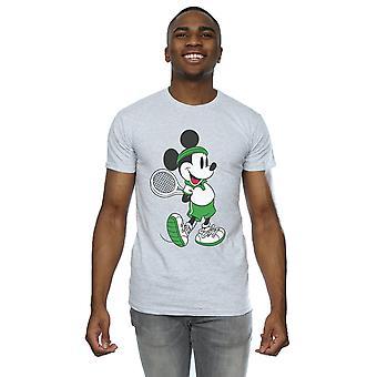 Disney Herren Mickey Mouse Tennis T-Shirt