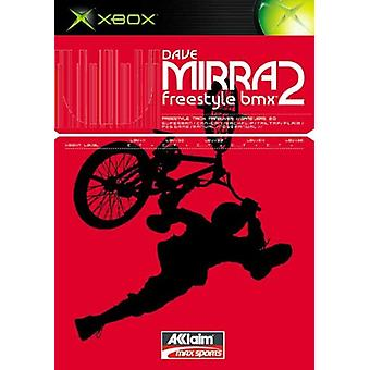 Dave Mirra Freestyle BMX 2 (Xbox) - New