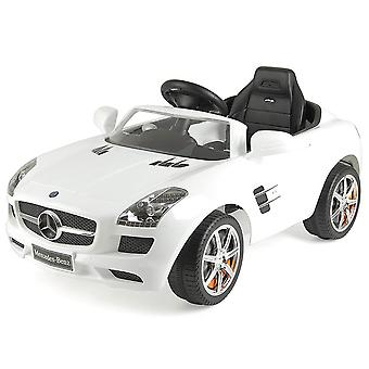 Toyrific Kinder Electric Ride auf Mercedes SLS