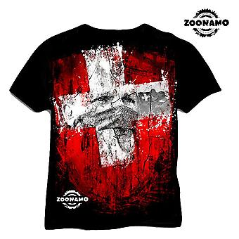 Zoonamo T-Shirt Switzerland of classic
