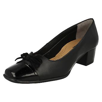 Sapatos de senhoras Van Dal Smart tribunal Stevie