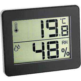 TFA Dostmann 30.5027.01 Thermo-hygrometer Black