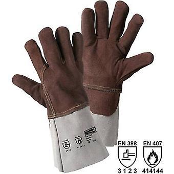 Split leather Heat-proof glove Size (gloves): Unisize EN 388 , EN 407 CAT III L+D worky SABATO 1807 1 Pair