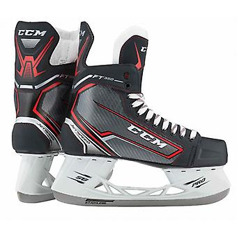 CCM Jet hastighet FT350 skridskor junior