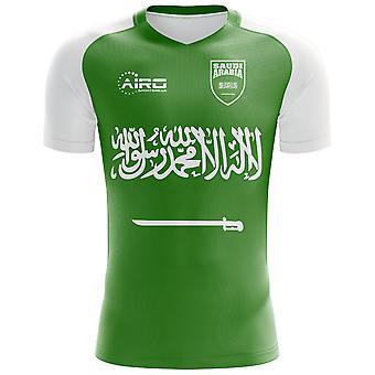 2020-2021 Saudi Arabia Away Concept Football Shirt (Kids)