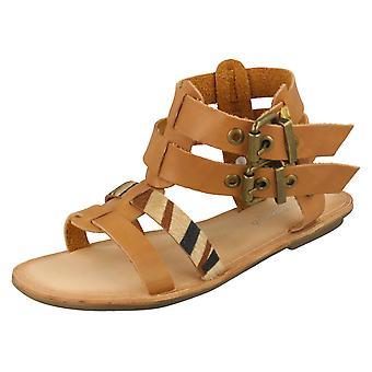 Womens Savannah Double Ankle Strap Open Toe Sandals F0842