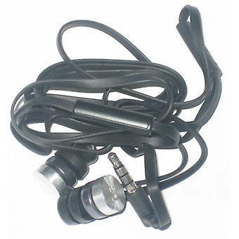 LG LE410 QuadBeat verkabelt Stereo-Kopfhörer - schwarz (EAB62691101)