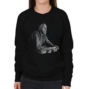 TV keer Bruce Forsyth 1967 vrouwen Sweatshirt