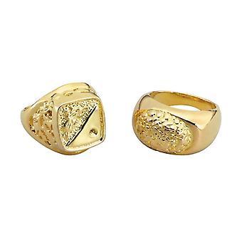 Bnov anneaux Style souverain or