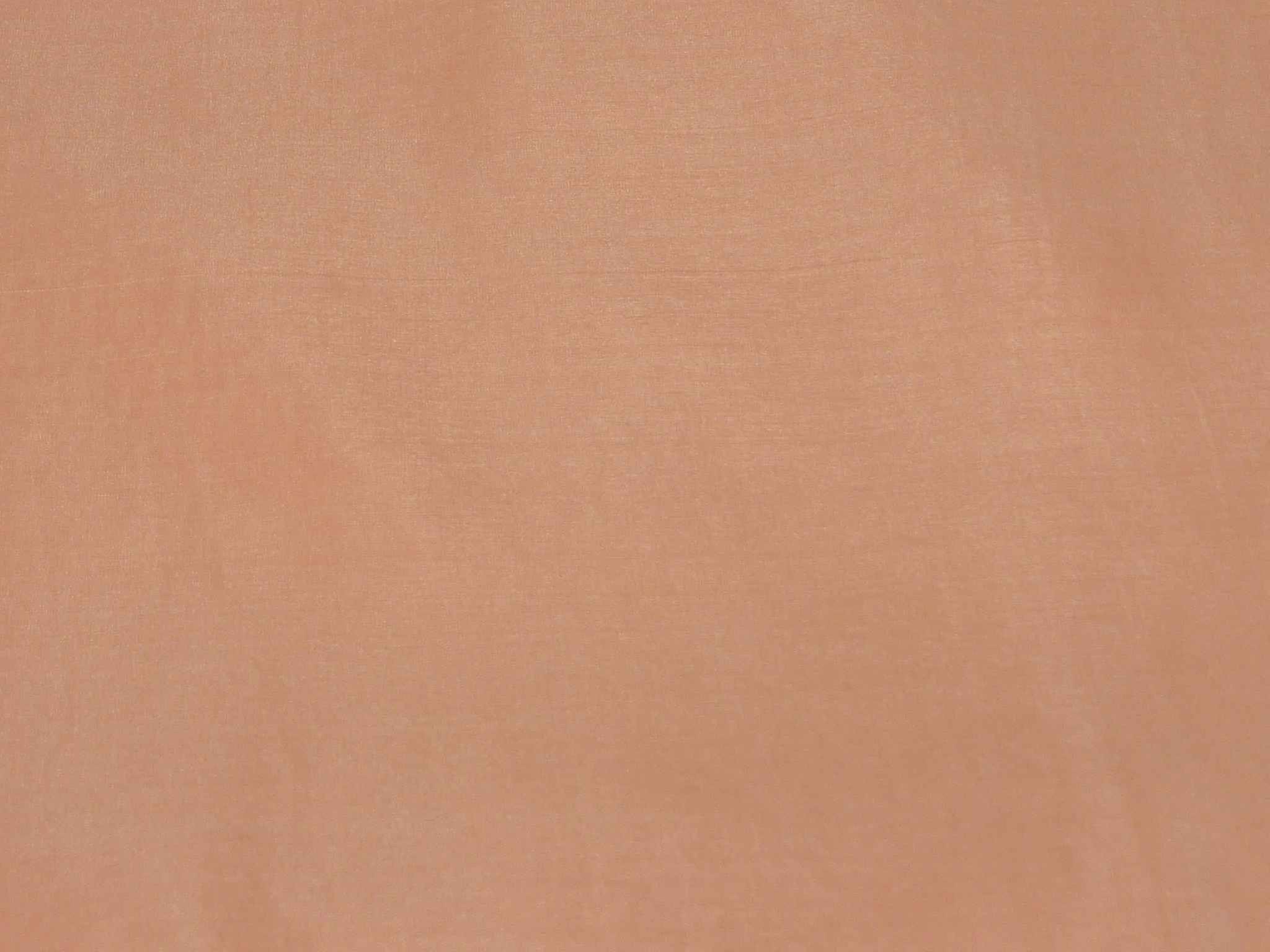 Mulberry Silk Hand Dyed Long Scarf Apricot from Pashmina & Silk