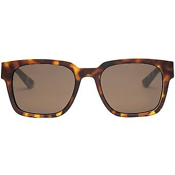 Electric California The Zombie Sunglasses - Matte Tortoise Shell/Ohm Polarized