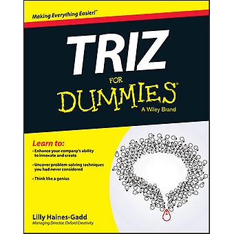 TRIZ For Dummies da Lilly Haines-Gargano - 9781119107477 libro