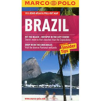 Brazil Marco Polo Guide by Marco Polo - 9783829707275 Book