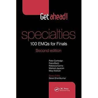 Komme videre! Spesialiteter 100 EMQs for finalen, Second Edition
