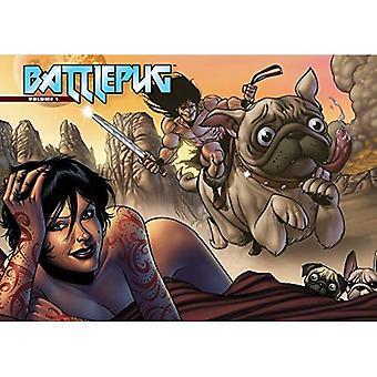 Mike Norton's Battlepug