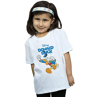 Disney Mädchen Donald Duck wütend Donald T-Shirt