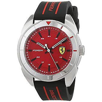 Scuderia Ferrari Quartz Analog Man Silicone wrist watch 830543