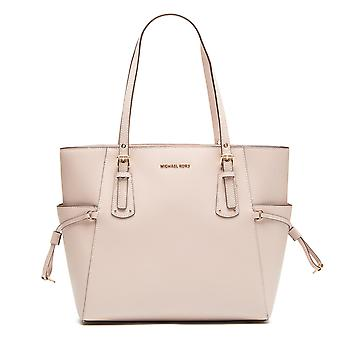 Michael Door Michael Kors 30h7gv6t9l187 Women's Pink Leather Tote