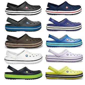 Unisex Adults Crocs Crocband Clog Comfort Lightweight Water Pool Shoes