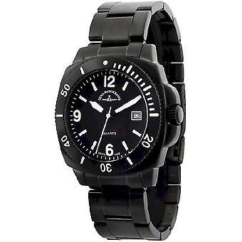 Zeno-Watch miesten katsella sukeltaja näyttää musta 440AQ-BK-a1M